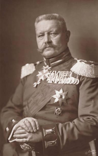 パウル フォン ヒンデンブルク ...