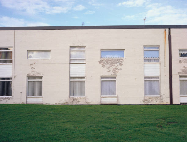 Poorly maintained council estate in Yorkshire:ニュース(壁紙.com)