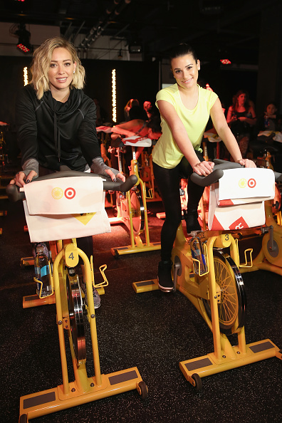 Hilary Duff「SoulCycle x Target Launch Event」:写真・画像(12)[壁紙.com]