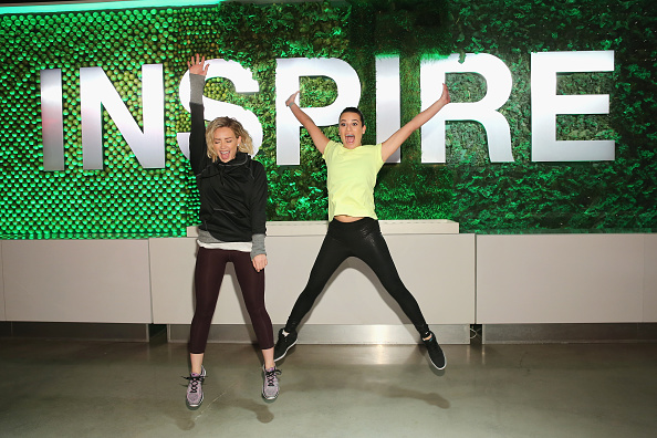 Hilary Duff「SoulCycle x Target Launch Event」:写真・画像(15)[壁紙.com]
