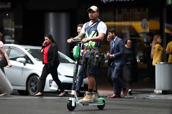 Auckland「Rise In Injury Claims Following Launch Of Electric Scooters In New Zealand」:写真・画像(5)[壁紙.com]