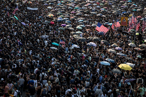 Abundance「Anti-Government Protest Movement in Hong Kong」:写真・画像(0)[壁紙.com]