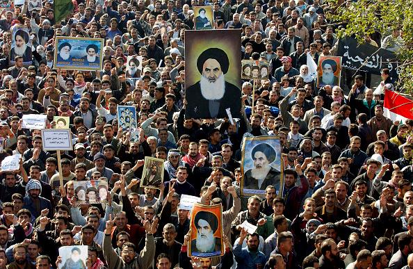 Demanding「Shiite march in Baghdad」:写真・画像(5)[壁紙.com]