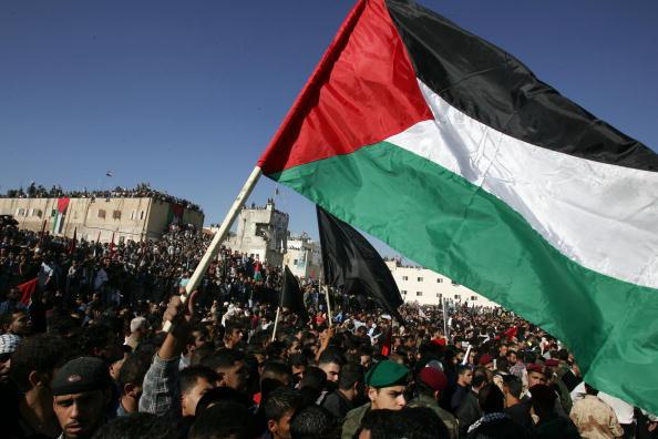 West Bank「Yasser Arafat Buried In Ramallah Muqaata」:写真・画像(5)[壁紙.com]