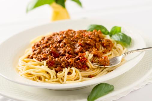 Tomato Sauce「Spaghetti Bolognese」:スマホ壁紙(12)