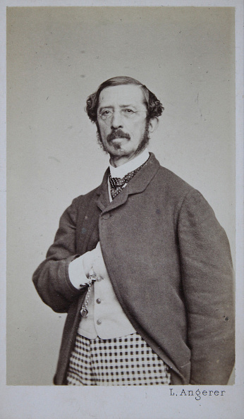 1870-1879「Prince Ferdinand Porcia (1838-1902) Member Of The Austrian Mansion. About 1870. Photograph By Ludwig Angerer. Vienna.」:写真・画像(16)[壁紙.com]