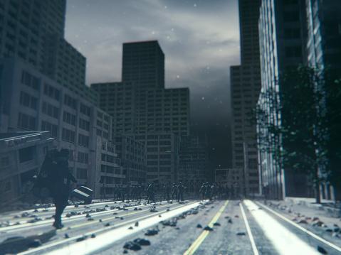 雪「Apocalypse, day of the dead」:スマホ壁紙(7)