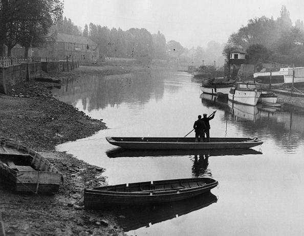 Thames River「Thames At Low Ebb」:写真・画像(10)[壁紙.com]