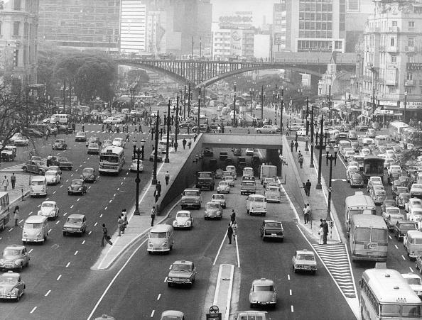 サンパウロ「Busy Roads」:写真・画像(0)[壁紙.com]