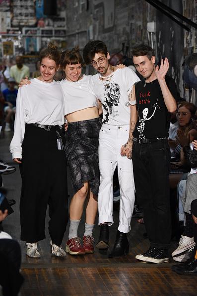 Wave「Vaquera - Runway - September 2017 - New York Fashion Week」:写真・画像(17)[壁紙.com]