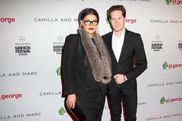 Mercedes-Benz Fashion Festival Sydney「Camilla And Marc - St. George - Arrivals - MBFFS 2014」:写真・画像(9)[壁紙.com]