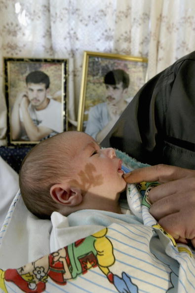 West Bank「Palestinians Hail Infant As Miracle Baby」:写真・画像(8)[壁紙.com]