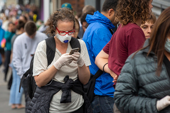 Sydney「Australians React As Tough Restrictions Are Announced In Response To Coronavirus Pandemic」:写真・画像(4)[壁紙.com]