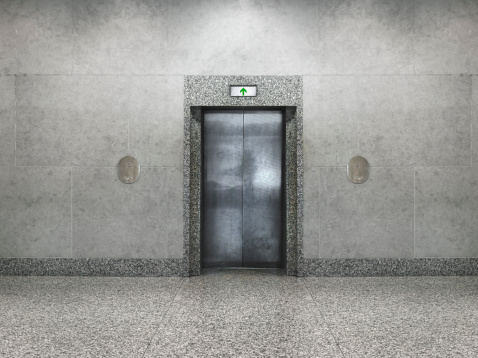 Elevator「エレベーターの近代的なオフィスビル」:スマホ壁紙(12)