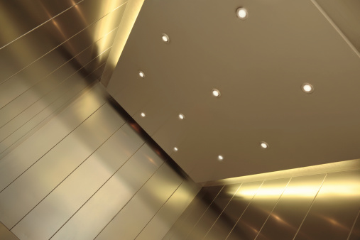 Architectural Feature「Elevator Interior」:スマホ壁紙(1)