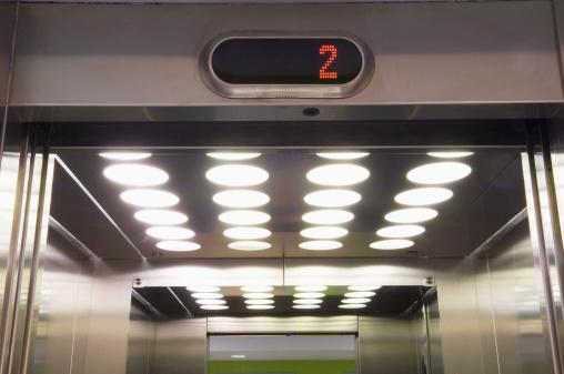 Number「Elevator interior」:スマホ壁紙(13)