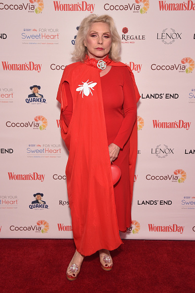 Blondie「Woman's Day Celebrates 15th Annual Red Dress Awards - Arrivals」:写真・画像(15)[壁紙.com]