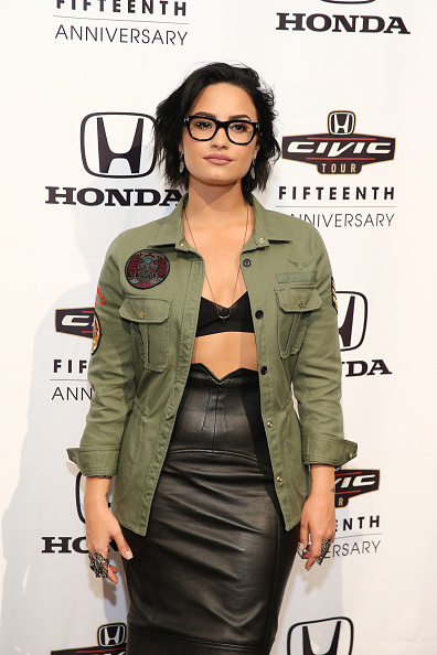 Demi Lovato「2016 Honda Civic Tour Artists Announcement」:写真・画像(10)[壁紙.com]
