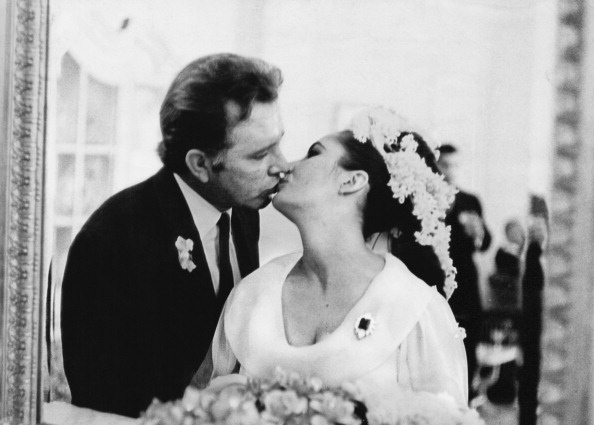Elizabeth Taylor「Taylor-Burton Wedding」:写真・画像(12)[壁紙.com]