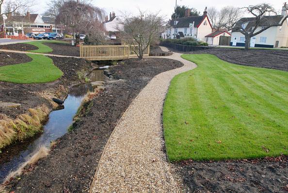 造園「New landscaped land, Woodbridge, Suffolk, UK」:写真・画像(13)[壁紙.com]