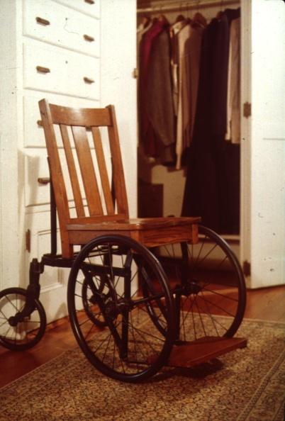 Franklin Roosevelt「FDR's Wheelchair」:写真・画像(11)[壁紙.com]