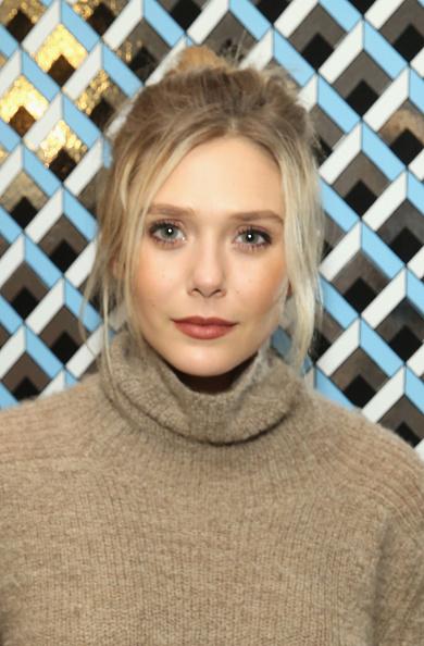 "Elizabeth Olsen「SCAD Presents 18th Annual Savannah Film Festival - Closing Night Screening Of ""I Saw the Light"" And Awards Presentation」:写真・画像(18)[壁紙.com]"