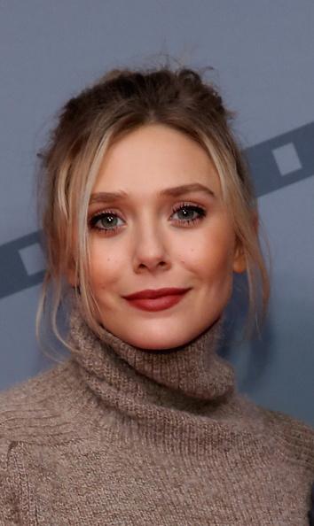 "Elizabeth Olsen「SCAD Presents 18th Annual Savannah Film Festival - Closing Night Screening Of ""I Saw the Light"" And Awards Presentation」:写真・画像(14)[壁紙.com]"