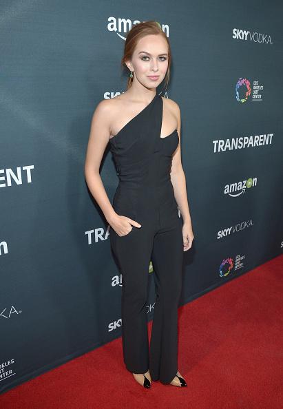 "Transparent「Red Carpet Premiere Screening For Season Two Of Multi-Golden Globe And Emmy Award-Winning Amazon Original Series ""Transparent""」:写真・画像(3)[壁紙.com]"