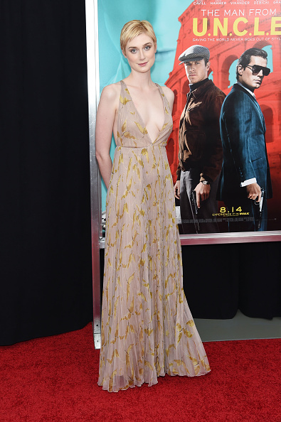 "Film Premiere「""The Man From U.N.C.L.E."" New York Premiere - Inside Arrivals」:写真・画像(3)[壁紙.com]"
