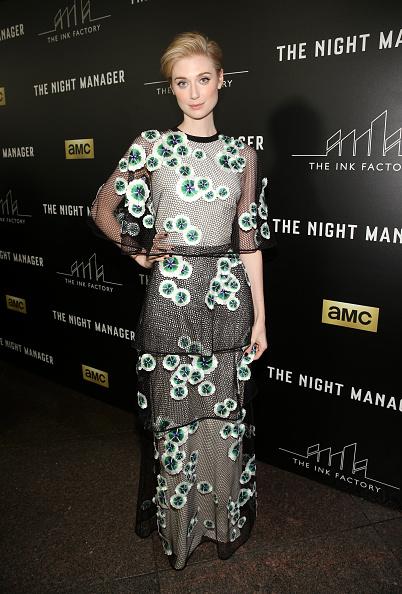 "Elizabeth Debicki「AMC's ""The Night Manager"" Premiere And After Party」:写真・画像(19)[壁紙.com]"