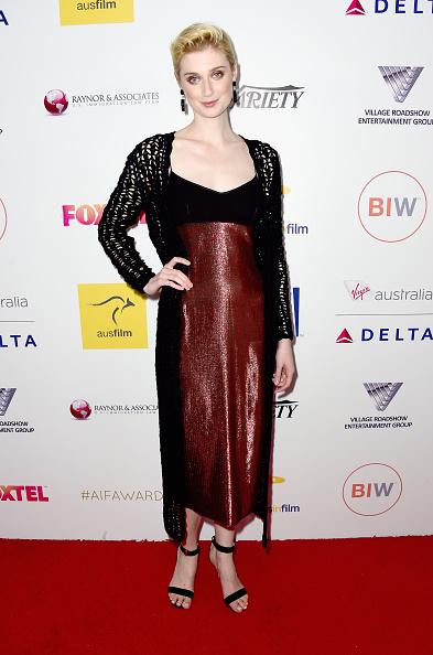 Elizabeth Debicki「4th Annual Australians In Film - Awards Benefit Dinner And Gala - Arrivals」:写真・画像(15)[壁紙.com]