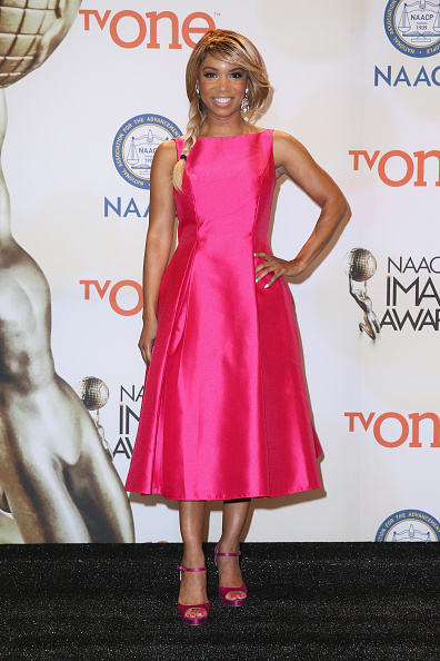 Ankle Strap Shoe「46th NAACP Image Awards Presented By TV One - Press Room」:写真・画像(15)[壁紙.com]