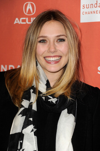 "Elizabeth Olsen「""Red Lights"" Premiere - Arrivals - 2012 Sundance Film Festival」:写真・画像(2)[壁紙.com]"