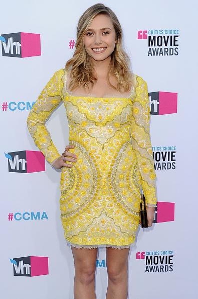 Yellow Dress「17th Annual Critics' Choice Movie Awards - Arrivals」:写真・画像(14)[壁紙.com]