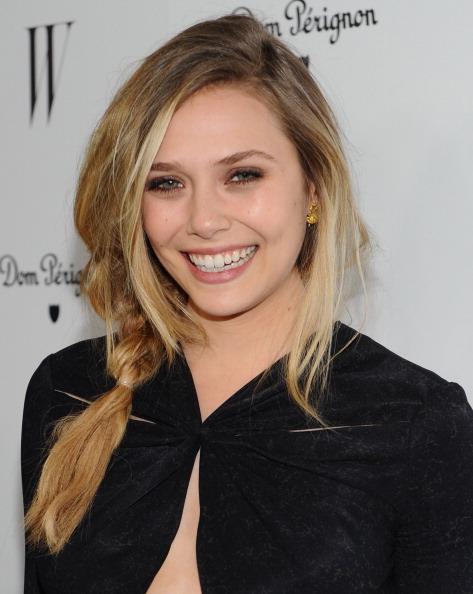 Elizabeth Olsen「W Magazine's 69th Annual Golden Globe Awards Celebration」:写真・画像(10)[壁紙.com]