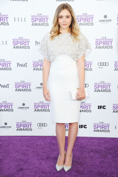 Elizabeth Olsen「2012 Film Independent Spirit Awards - Arrivals」:写真・画像(10)[壁紙.com]