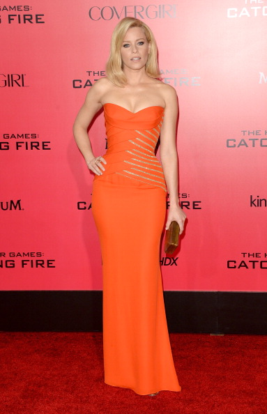 """Metallic「Premiere Of Lionsgate's """"The Hunger Games: Catching Fire"""" - Arrivals」:写真・画像(16)[壁紙.com]"""