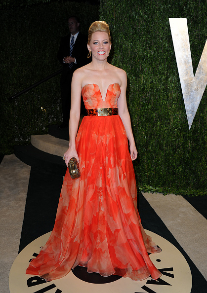 Metallic Belt「2013 Vanity Fair Oscar Party Hosted By Graydon Carter - Arrivals」:写真・画像(9)[壁紙.com]