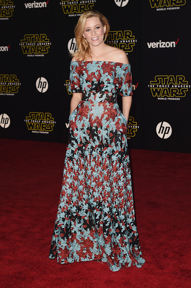 """Elie Saab - Designer Label「Premiere Of Walt Disney Pictures And Lucasfilm's """"Star Wars: The Force Awakens"""" - Arrivals」:写真・画像(18)[壁紙.com]"""