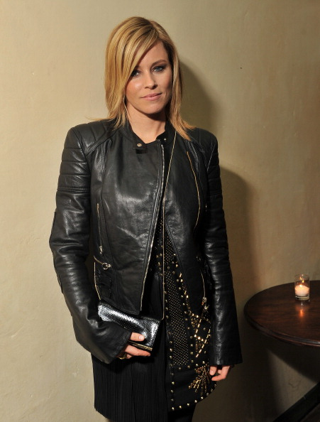 """Leather Jacket「The Cinema Society & Gilt Man with Grey Goose Screening Of """"Man on a Ledge"""" - After Party」:写真・画像(5)[壁紙.com]"""