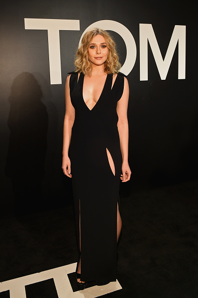 Elizabeth Olsen「Tom Ford Presents His Autumn/Winter 2015 Womenswear Collection At Milk Studios In Los Angeles - Red Carpet」:写真・画像(18)[壁紙.com]
