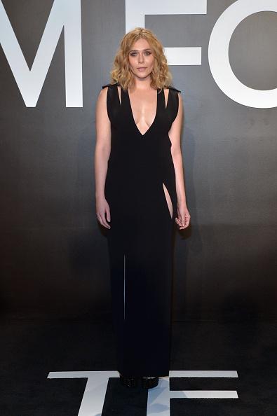 Elizabeth Olsen「Tom Ford Presents His Autumn/Winter 2015 Womenswear Collection At Milk Studios In Los Angeles - Red Carpet」:写真・画像(1)[壁紙.com]