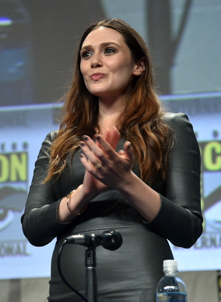 "San Diego Convention Center「Marvel's Hall H Panel For ""Avengers: Age Of Ultron""」:写真・画像(6)[壁紙.com]"