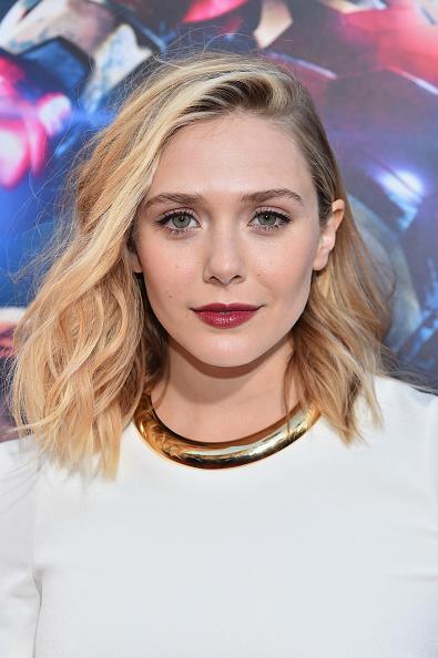 """Elizabeth Olsen「World Premiere Of Marvel's """"Avengers: Age Of Ultron"""" - Red Carpet」:写真・画像(10)[壁紙.com]"""