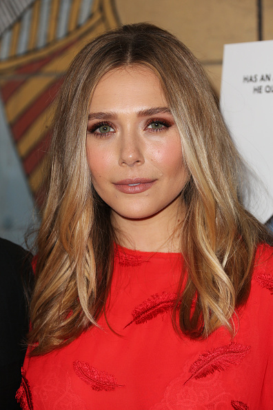 "Elizabeth Olsen「Premiere Of Sony Pictures Classics' ""I Saw The Light"" - Arrivals」:写真・画像(4)[壁紙.com]"