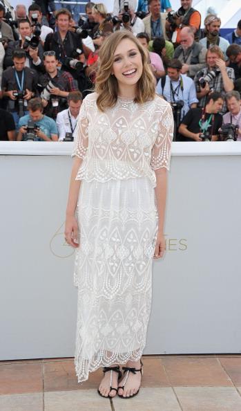 "T-strap Shoe「""Martha Marcy May Marlene"" Photocall - 64th Annual Cannes Film Festival」:写真・画像(8)[壁紙.com]"