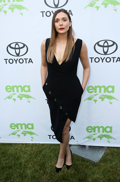 Elizabeth Olsen「1st Annual Environmental Media Association Honors Benefit Gala - Arrivals」:写真・画像(14)[壁紙.com]