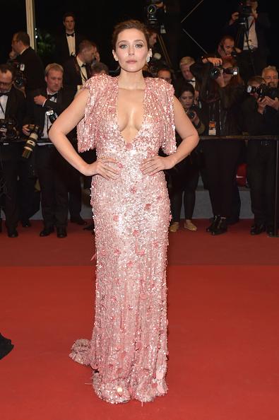 "Elizabeth Olsen「""The Square"" Red Carpet Arrivals - The 70th Annual Cannes Film Festival」:写真・画像(19)[壁紙.com]"