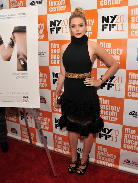"Alexander McQueen - Designer Label「49th Annual New York Film Festival - ""Martha Marcy May Marlene""」:写真・画像(8)[壁紙.com]"