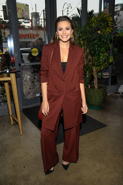 "Elizabeth Olsen「""Sorry For Your Loss"" Facebook Watch Premiere Event At Toronto International Film Festival」:写真・画像(3)[壁紙.com]"
